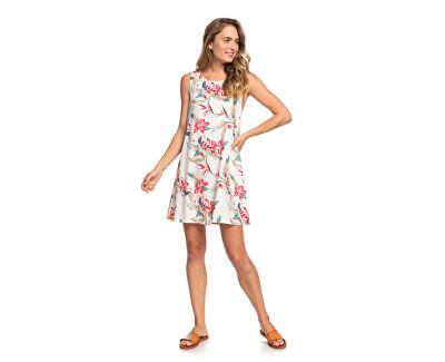 Vestito da donna TranquilityVibesSnow White Tropic Call ERJWD03410-WBK7
