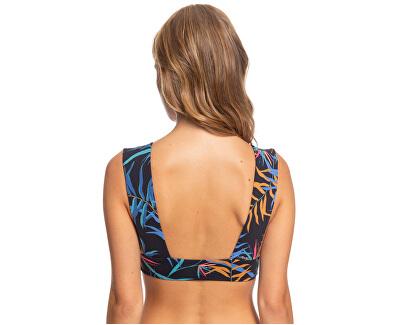 Bikini reggiseno da donna Lahaina Bay Elong Tri Anthracite Wild Leaves S ERJX304091-KVJ8