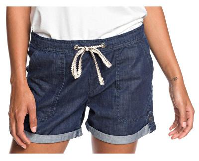 Pantaloncini da donna Milady Beach Dark Indigo ERJDS03214-BYK0