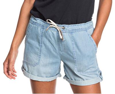 Pantaloncini da donna Milady Beach Light Blue ERJDS03214-BFN0