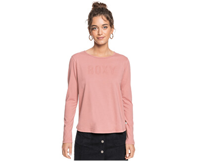 T-shirt da donna Red Sunset Ls ERJZT05046-MKM0
