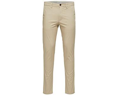 Pánské kalhoty Slim-Yard White Pepper Pants W Noos White Pepper