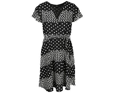 Vestito da donna 20037 Black - White
