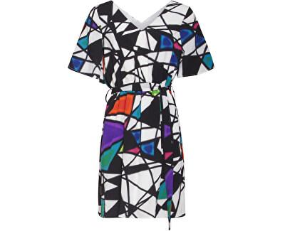Rochie pentru femei 20090 Multi / Black - White