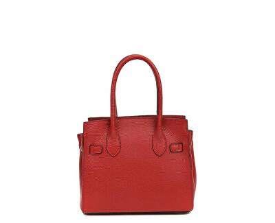 Dámská kožená kabelka AW19SC1568 Rosso