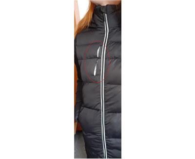 SLEVA - Dámský kabát Tamira CLW20104-V24V