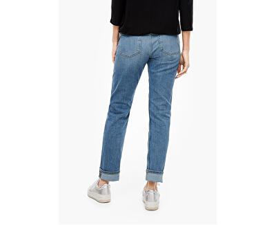 Dámske straight fit džínsy 04.899.71.6069 .55Z5 Blue denim stretch