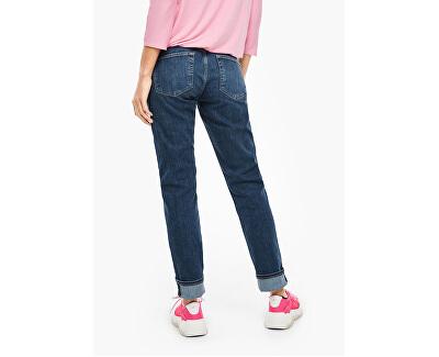 Dámské straight fit džíny 04.899.71.6069.57Z5 Blue stretch rinse
