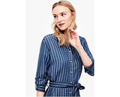 Dámské šaty 14.003.82.4038.57G0 Stoker blue stripe