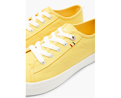 Damen Sneakers Yellow 5-5-23678-24-600