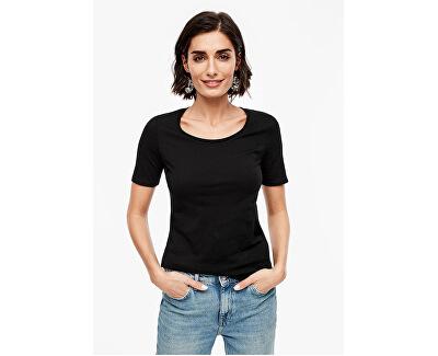 T-shirt da donna 04.899.32.5008.9999 Black