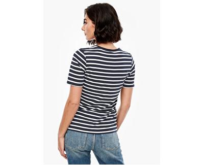 Tricou pentru femei 04.899.32.6022.59G5Navy stripes