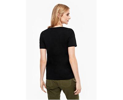 T-shirt da donna 04.899.32.6023.9999 Black