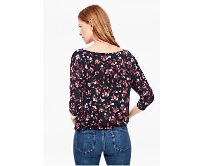 Maglietta da donna 14.001.39.5948 .59C3 Floral print