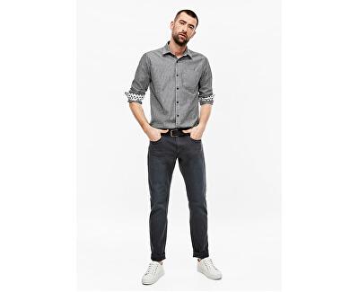 Camicia da uomo 13.001.21.6844.59G2 Storm blue