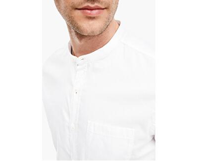 Pánská košile 13.003.21.7235.0100 White