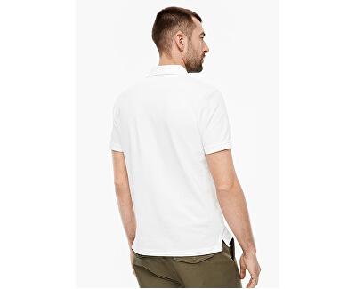 T-shirt da uomo polo03.899.35.5268 0100 White