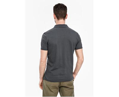T-shirt da uomopolo 03.899.35.5268.9581 Volcano grey