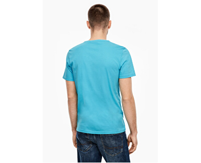 T-shirt da uomo 03.899.32.5264.6242 Turquoise