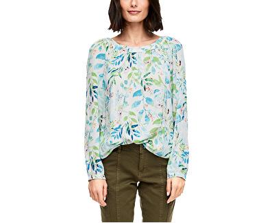 Bluză pentru femei 04.899.11.6081.02A2 Creme AOP