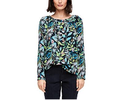 Bluză pentru femei 04.899.11.6081 . 59A2 Blue AOP