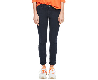 Dámske skinny fit džínsy 14.002.71.6059.59Z8 Navy denim stretch