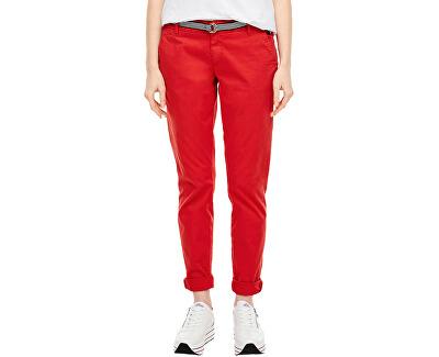 Pantaloni pentru femei 04.899.73.6058 .3123 Red Luminous