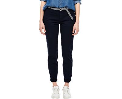 Pantaloni pentru femei 04.899.73.6058 .5959 Navy