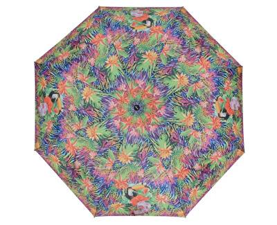 Umbrelă mecanică pentru femei Mini Paradise 708165SO19