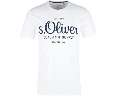 Tricou pentru bărbați 03.899.32.5264.0100 alb
