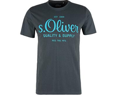 T-shirt da uomo  0,03  Volcano grey