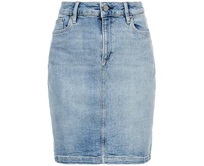 Dámská sukně 14.004.79.2823.54Z6 Blue denim stretch