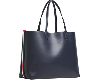 Borsa da donna  Iconic Tommy Tote Signature AW0AW08607YAF