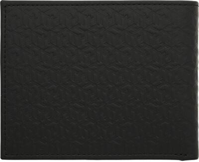 Portafoglio da uomo in pelle Monogram Mini Cc Wallet AM0AM063190GJ