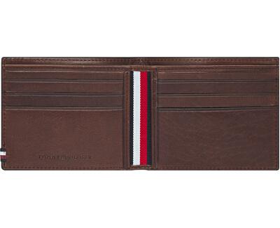 Férfi bőr pénztárca  Polished Leather Mini Cc Wallet AM0AM06304GBT