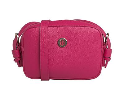 Geantă crossbody pentru femei Classic Saffiano Camera Bag Bright jewel