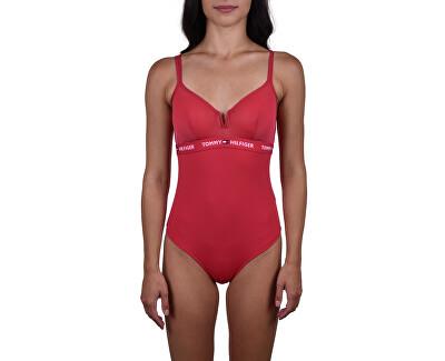 Dámske body Body UW0UW01898-XAN Cardinal
