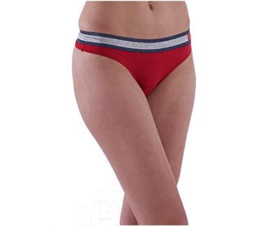 Dámske nohavičky Thong UW0UW02027-611 Tango Red