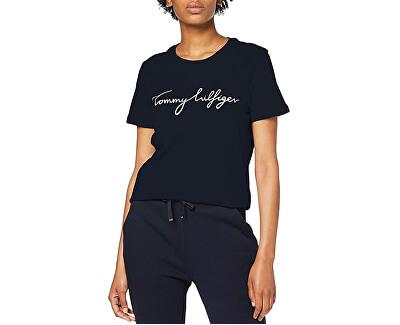 Damen T-Shirt WW0WW24967-403