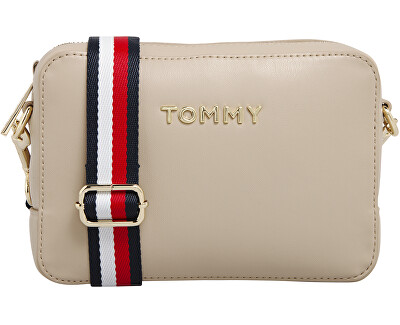 Nőicrossbody kézitáska Iconic Tommy Camera Bag AW0AW08608AEG