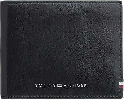 Portafoglio da uomo in pelle Polished Leather Mini Wallet AM0AM06304BDS