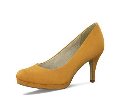 Pantofi cu toc pentru femei  1-1-22464-24-620 Sunset