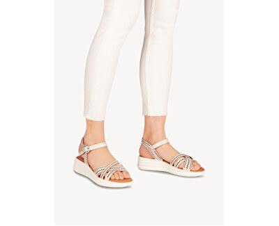 Sandale pentru femei 1-1-28056-34-306 Brandy