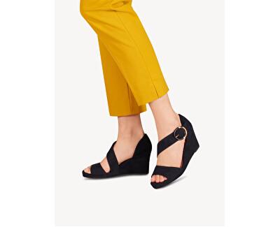 Sandali da donna 1-1-28072-34-805 Navy