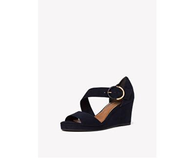Sandale pentru femei 1-1-28072-34-805 Navy