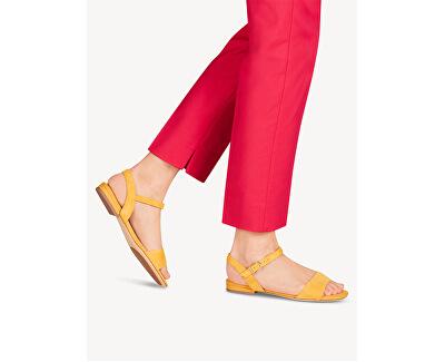 Sandale pentru femei 1-1-28100-24-631 Cranberry