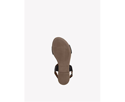Sandali da donna 1-1-28163-24-094 Black/Pewter