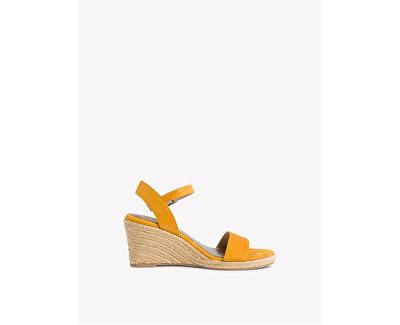 Sandale pentru femei 1-1-28300-24-684 Mustard