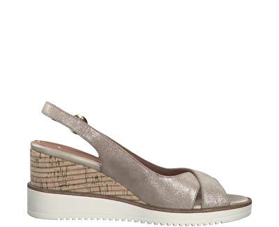 Sandale pentru femei 1-1-28311-24-192 Champ. Pearl