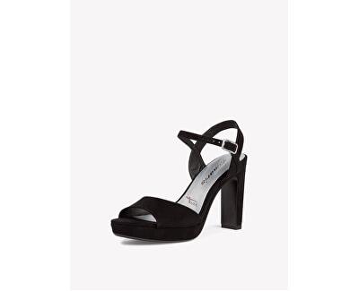 Sandali da donna 1-1-28398-24-001 Black